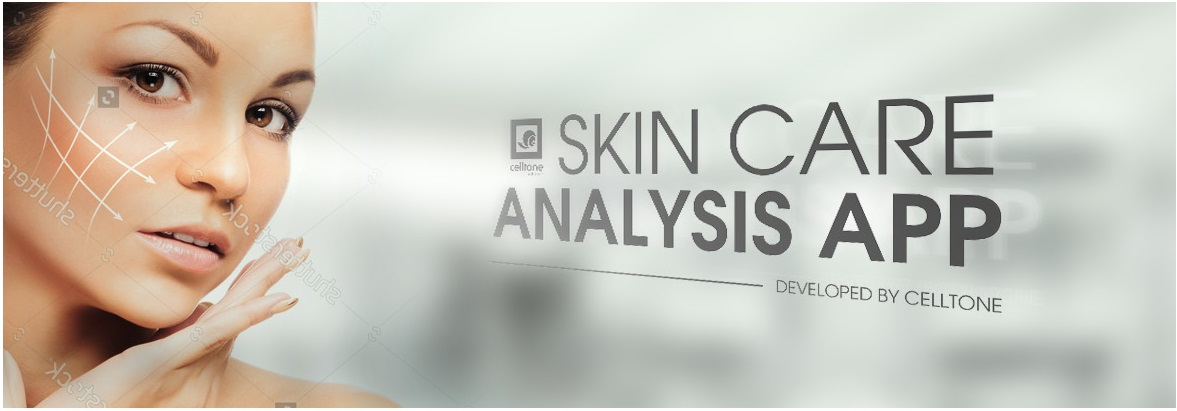 Welcome To The Skin Analysis App - Celltone Skin Care